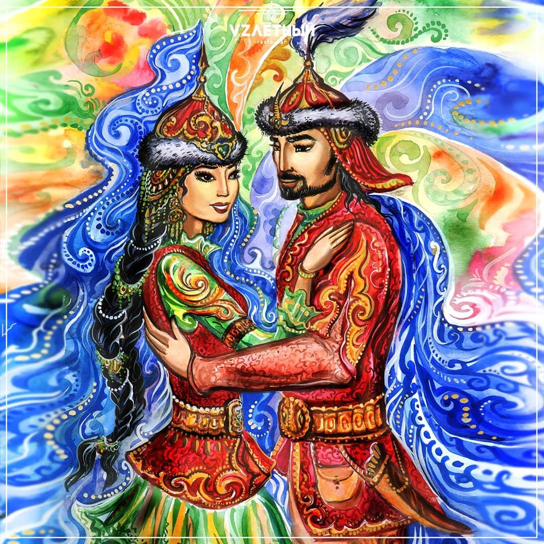 это картинки раскраски из казахских сказок каталоге фото