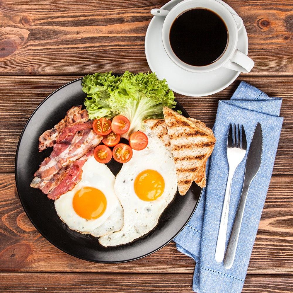 Картинки с завтраками для парня